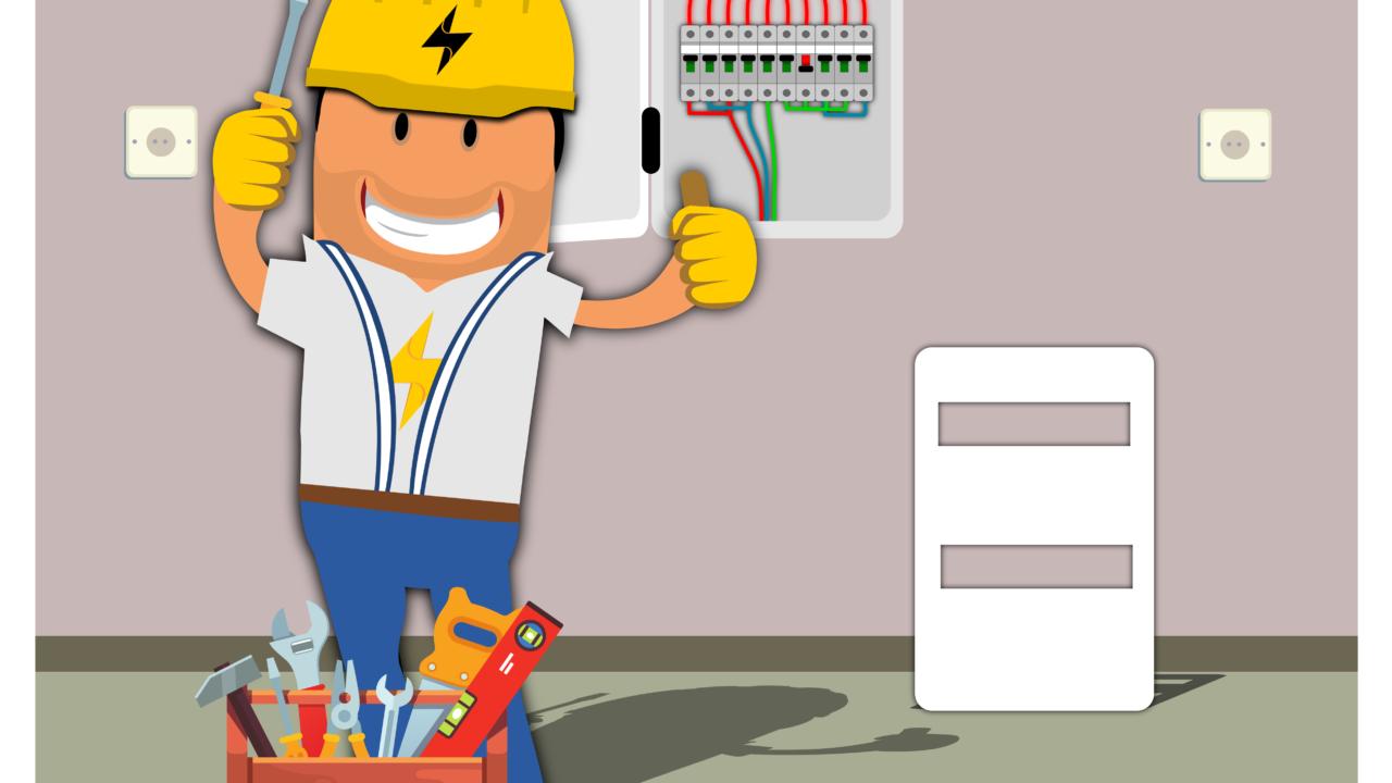 Plaats een rookmelder boven je elektriciteitskast!