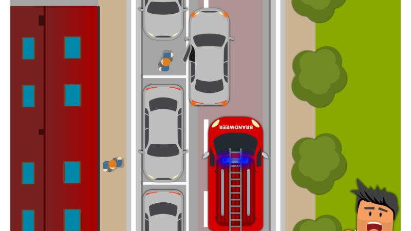 Parkeer reglementair!